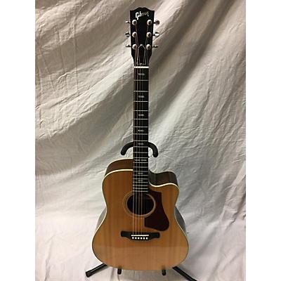 Gibson Hummingbird Avante Garde Acoustic Electric Guitar