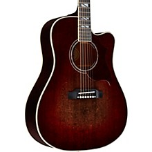 Gibson Hummingbird Chroma Acoustic-Electric Guitar