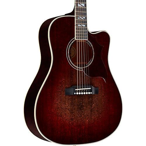 Gibson Hummingbird Chroma Acoustic-Electric Guitar