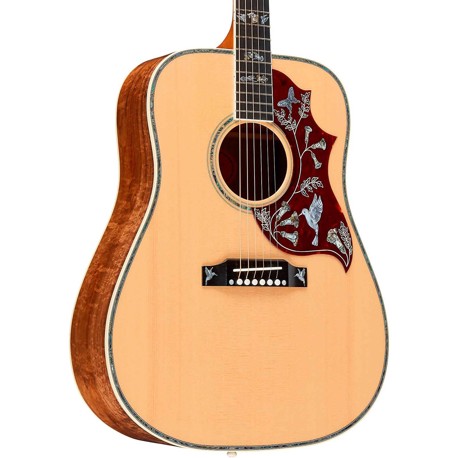 Gibson Hummingbird Custom Koa Acoustic-Electric Guitar