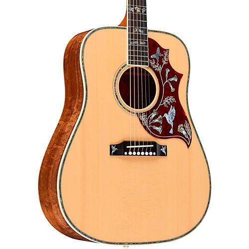Gibson Hummingbird Custom Koa Acoustic-Electric Guitar Antique Natural