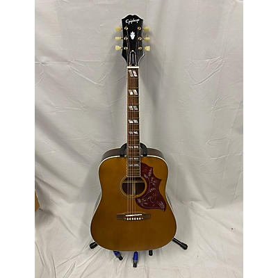 Epiphone Hummingbird Inspired By Gibson Acoustic Guitar