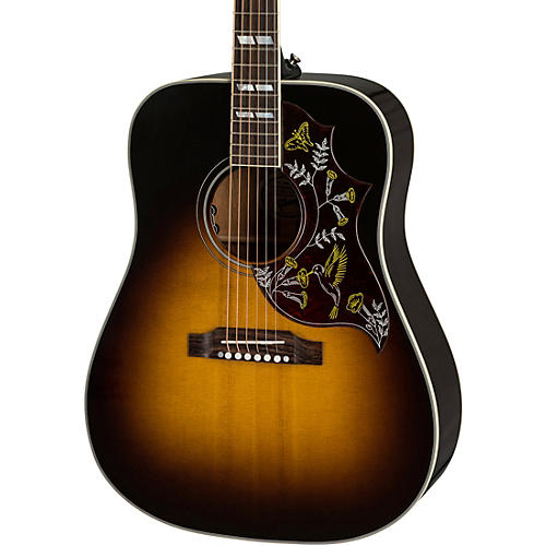 gibson hummingbird limited custom acoustic electric guitar vintage sunburst musician 39 s friend. Black Bedroom Furniture Sets. Home Design Ideas
