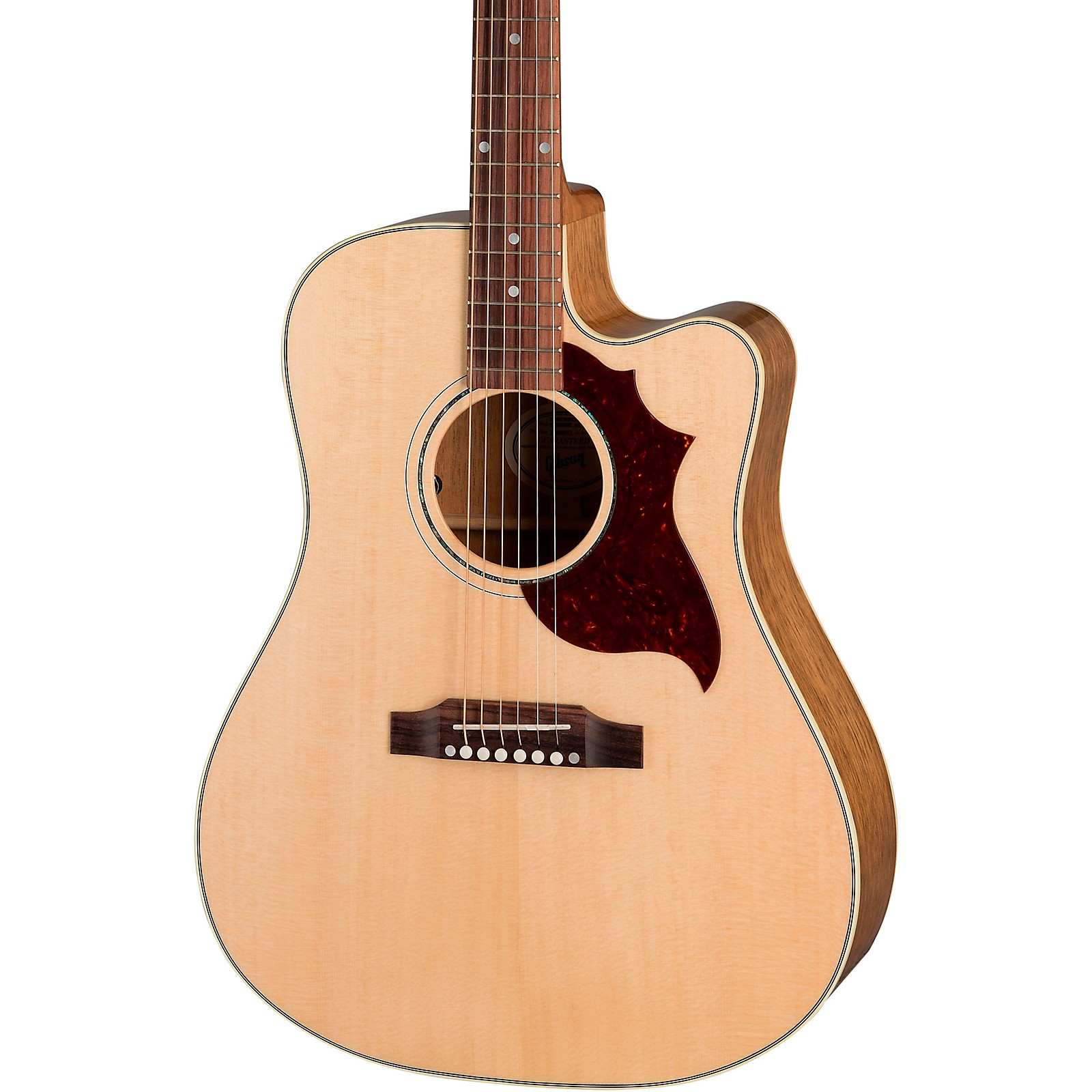 Gibson Hummingbird Mahogany Limited Acoustic-Electric Guitar