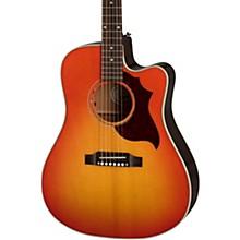 Open BoxGibson Hummingbird Modern Mahogany Acoustic-Electric Guitar