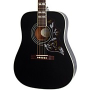 Hummingbird PRO Acoustic-Electric Guitar Ebony