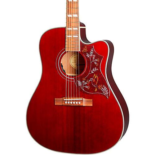 Hummingbird PRO Cutaway Acoustic-Electric Guitar