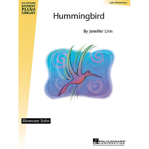 Hal Leonard Hummingbird Piano Library Series by Jennifer Linn (Level Late Elem)