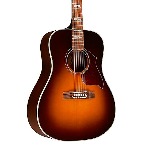 gibson hummingbird pro limited edition 12 string acoustic electric guitar musician 39 s friend. Black Bedroom Furniture Sets. Home Design Ideas