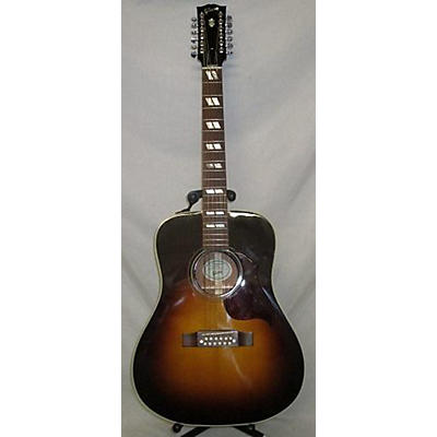 Gibson Hummingbird Pro Limited Edition 12 String Acoustic Electric Guitar
