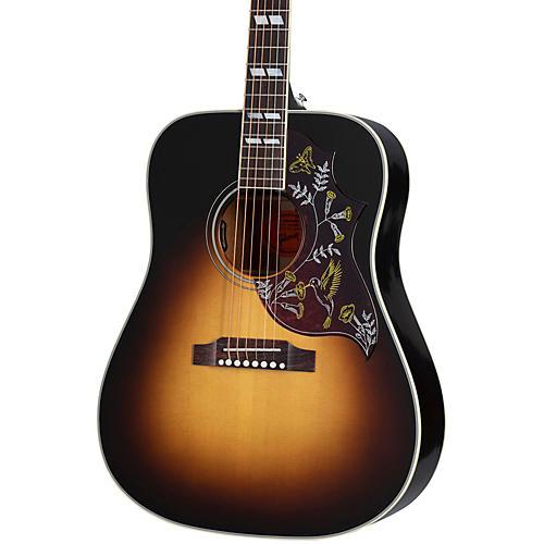 Gibson Hummingbird Standard Acoustic-Electric Guitar Vintage Sunburst