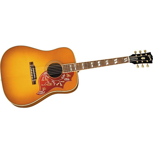 gibson hummingbird true vintage vos acoustic guitar musician 39 s friend. Black Bedroom Furniture Sets. Home Design Ideas