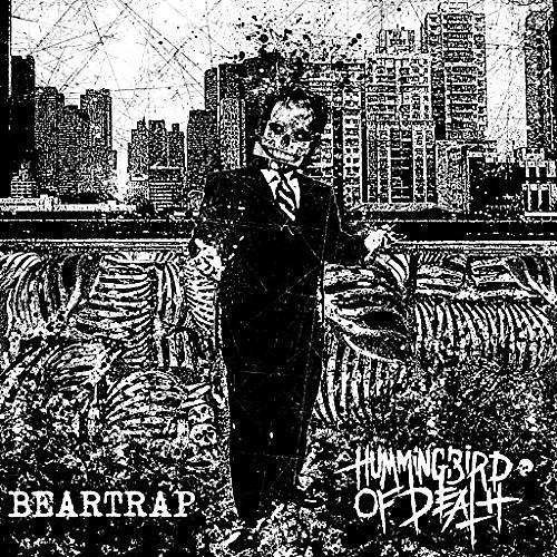 Alliance Hummingbird of Death & Beartrap - Split