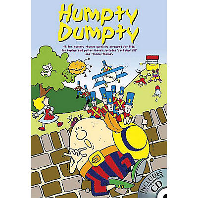 Music Sales Humpty Dumpty Music Sales America Series Softcover with CD