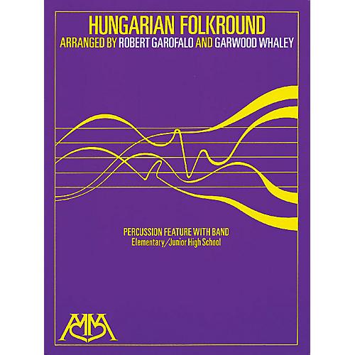 Meredith Music Hungarian Folkround Concert Band Arranged by Robert Garofalo