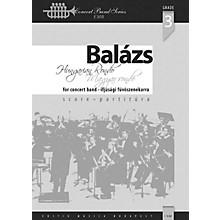 Editio Musica Budapest Hungarian Rondo Concert Band Level 3.5 Composed by Árpád Balázs