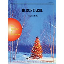 Curnow Music Huron Carol (Grade 1.5 - Score Only) Concert Band Level 1.5 Arranged by Stephen Bulla