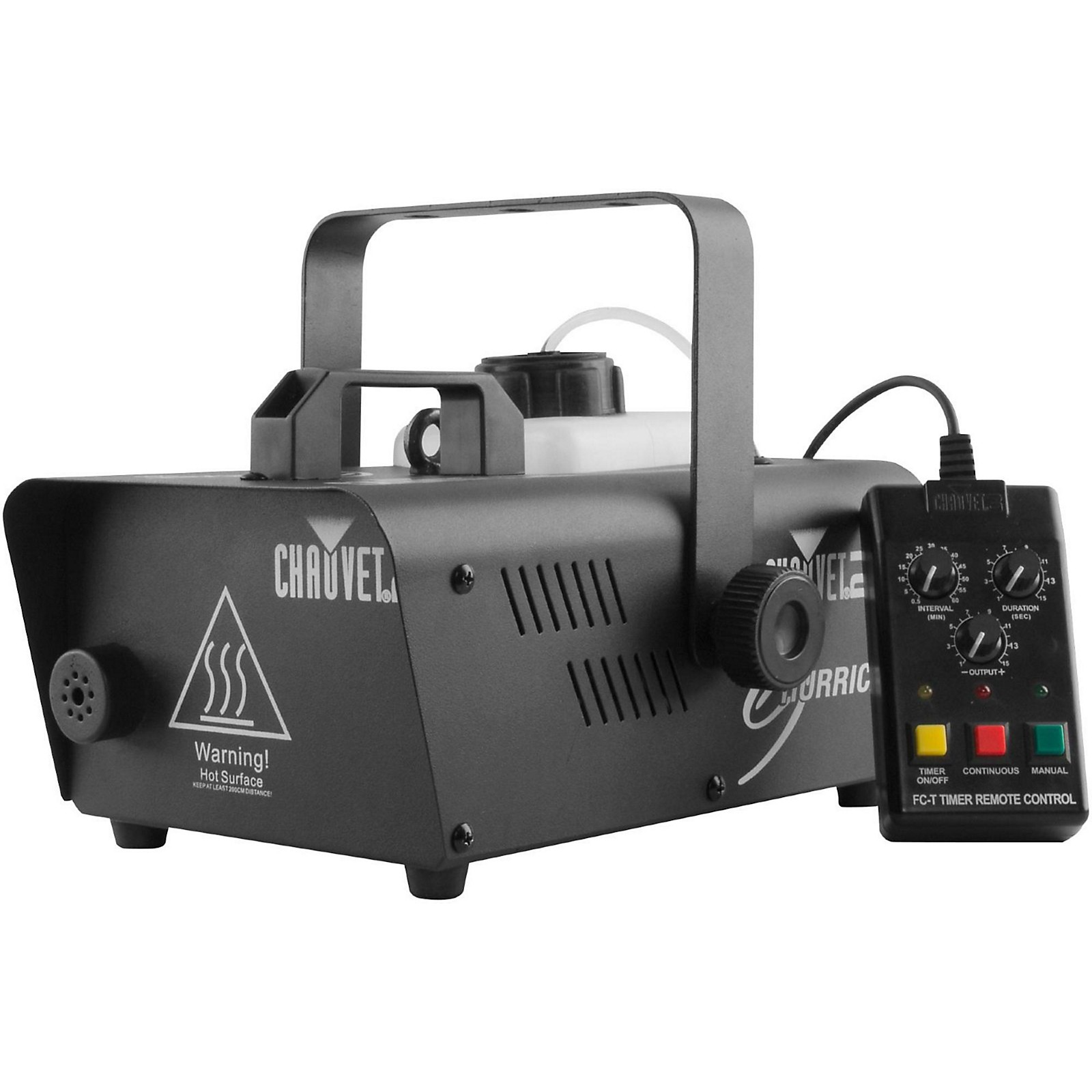 CHAUVET DJ Hurricane 1200 Fog Machine