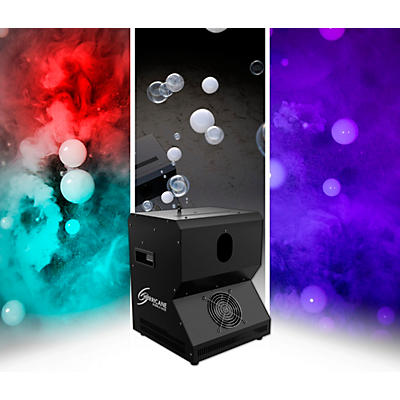 CHAUVET DJ Hurricane Bubble Haze Machine