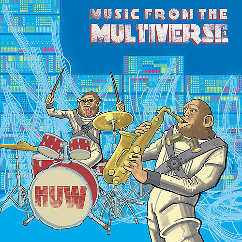 Alliance Huw - Music From The Multiverse