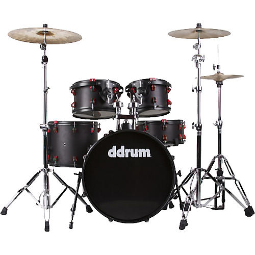 ddrum hybrid acoustic electric 5 piece shell pack musician 39 s friend. Black Bedroom Furniture Sets. Home Design Ideas