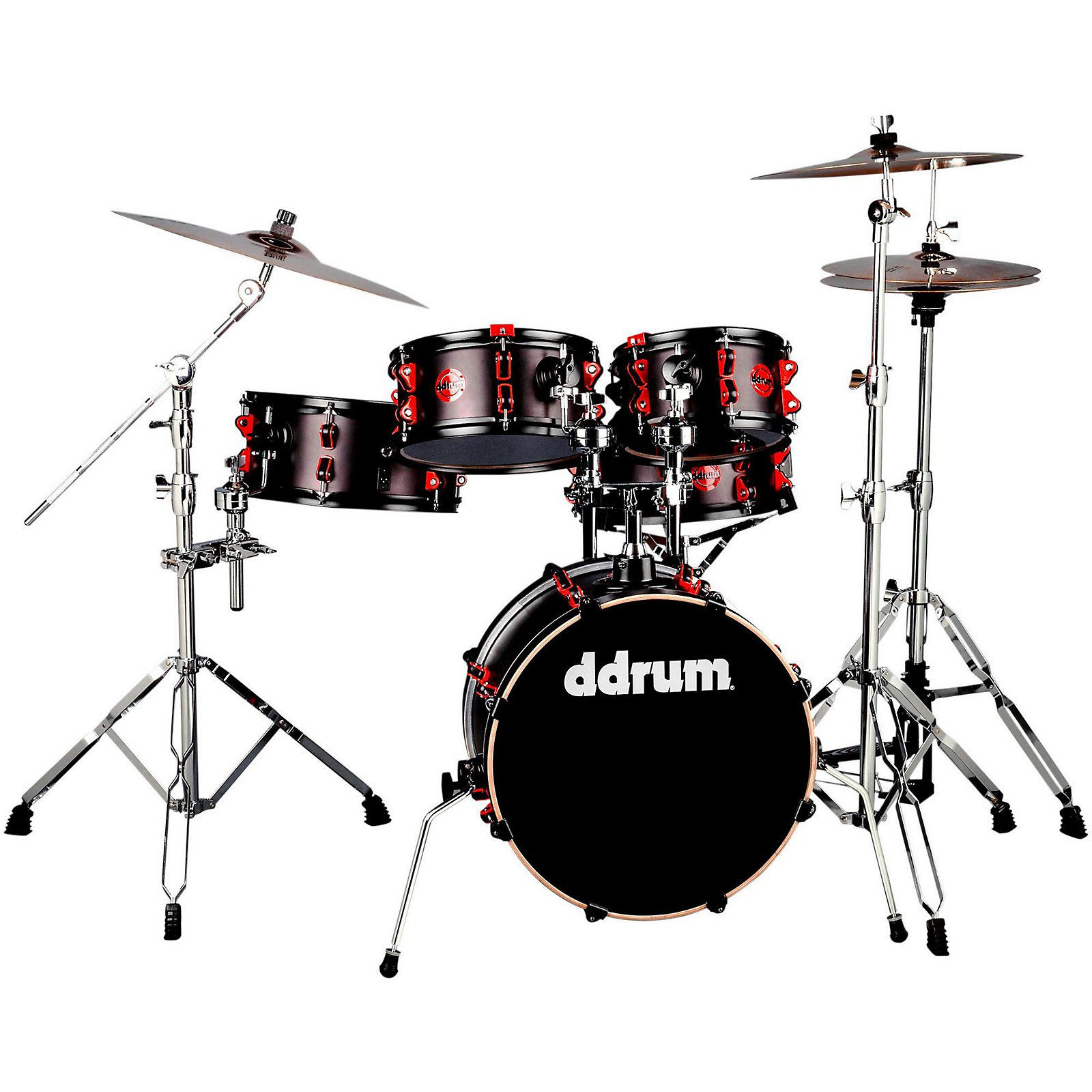 ddrum Hybrid Compact Shell Pack
