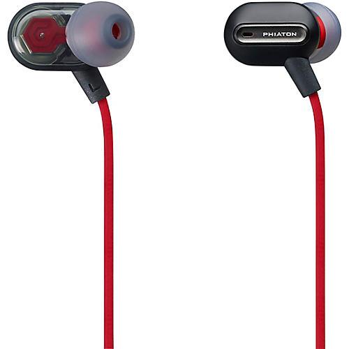 Phiaton Hybrid Dual Driver Earphones with Microphone