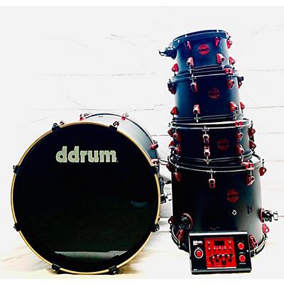 ddrum Hybrid Series Drum Kit