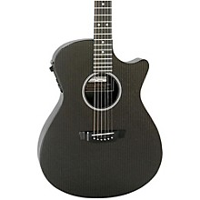 Open Box RainSong Hybrid Series H-OM1000N2 Slim Body Cutaway Acoustic-Electric Guitar