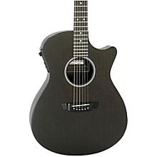Open BoxRainSong Hybrid Series H-OM1000N2 Slim Body Cutaway Acoustic-Electric Guitar