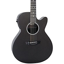 Open BoxRainSong Hybrid Series H-WS1000N2 Deep Body Cutaway Acoustic-Electric Guitar