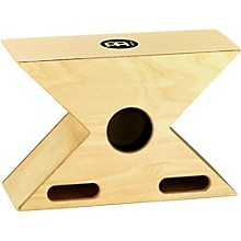 Open Box Meinl Hybrid Slap-Top Cajon with Forward Sound Projection