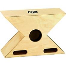 Open BoxMeinl Hybrid Slap-Top Cajon with Forward Sound Projection