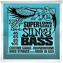 Open BoxErnie Ball Hybrid Slinky Bass Strings Super Long Scale