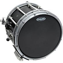 Open BoxEvans Hybrid-Soft Marching Snare Drum Batter Head Black