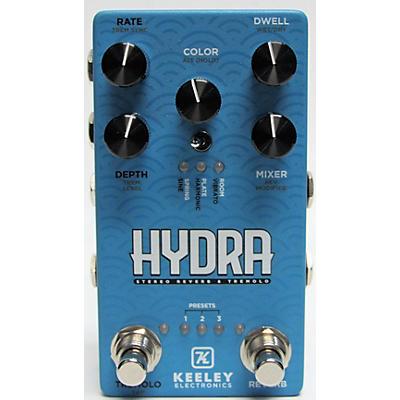 Keeley Hydra Effect Pedal