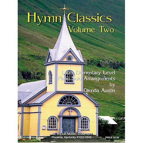 Willis Music Hymn Classics Volume 2 (Later Elem Level) Willis Series