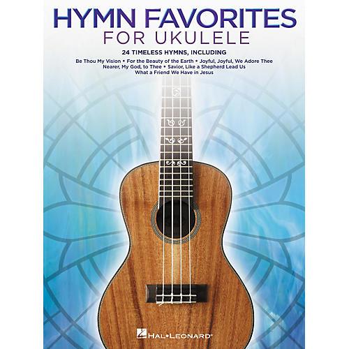 Hal Leonard Hymn Favorites For Ukulele