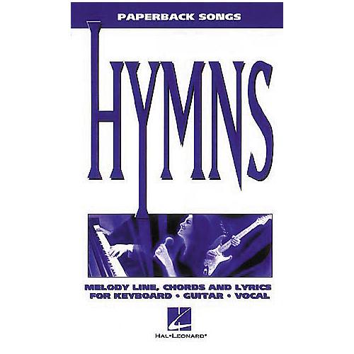 Hal Leonard Hymns - Paperback Songs