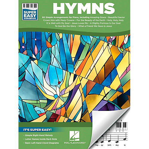Hal Leonard Hymns - Super Easy Songbook