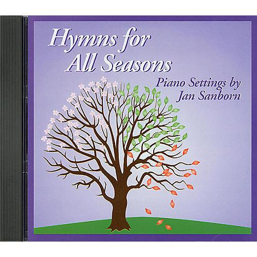 Fred Bock Music Hymns for All Seasons - Accompaniment CD