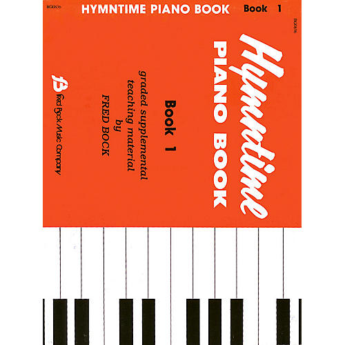 Fred Bock Music Hymntime Piano Book #1 - Children's Piano Fred Bock Publications Series Softcover