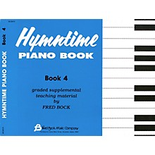 Fred Bock Music Hymntime Piano Book #4 Children's Piano Arranged by Fred Bock