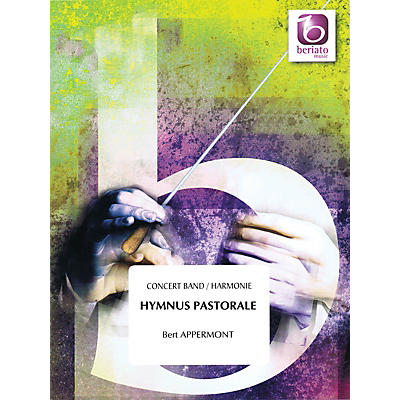 Beriato Music Hymnus Pastorale (Score and Parts) Concert Band Level 2 Composed by Bert Appermont