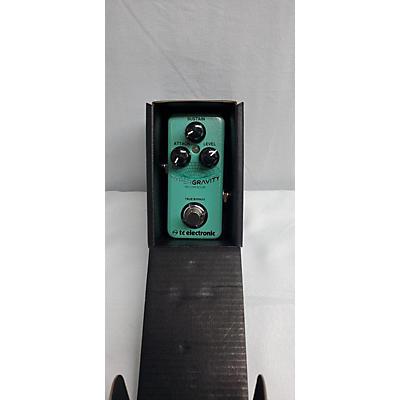 TC Electronic HyperGravity Compressor Mini Effect Pedal