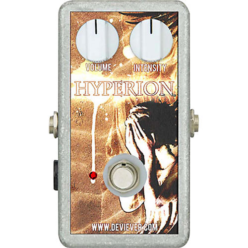 Devi Ever Hyperion Distortion Guitar Effects Pedal