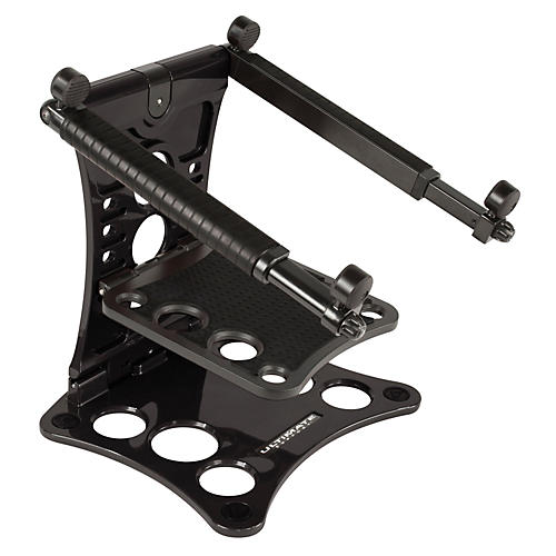 Ultimate Support Hyperstation Pro 2-Tier Laptop Stand