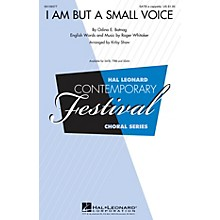 Hal Leonard I Am But a Small Voice TTBB A Cappella Arranged by Kirby Shaw
