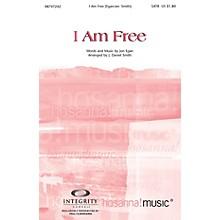 Integrity Music I Am Free SPLIT TRAX Arranged by J. Daniel Smith