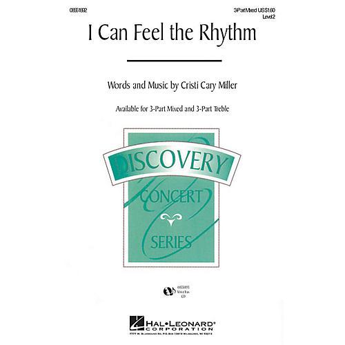 Hal Leonard I Can Feel the Rhythm VoiceTrax CD Composed by Cristi Cary Miller